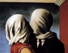 Amanti - Magritte